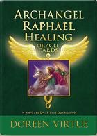 14 大天使ラファエルオラクルカード
