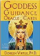 06 女神のガイダンスオラクルカード